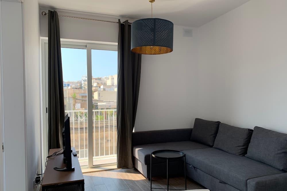 Deluxe Apart Daire, 1 Yatak Odası - Oturma Odası
