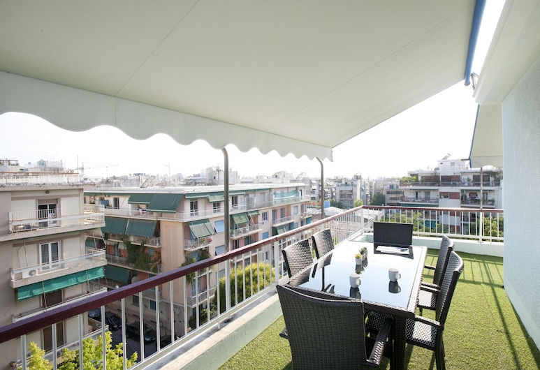Ano Patisia - A 5th Floor Penthouse, เอเธนส์