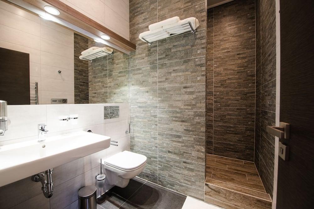 商務公寓 - 浴室