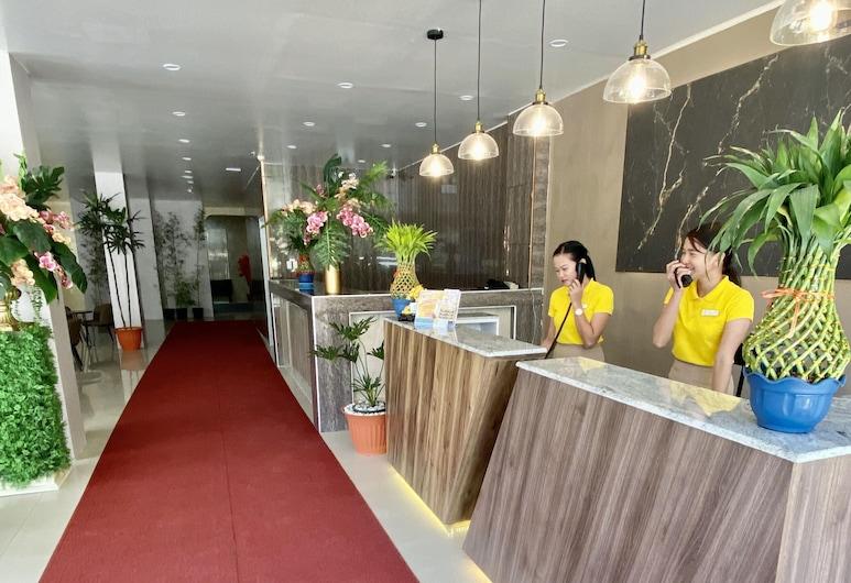 Sun My Hotel, Davao, Receção