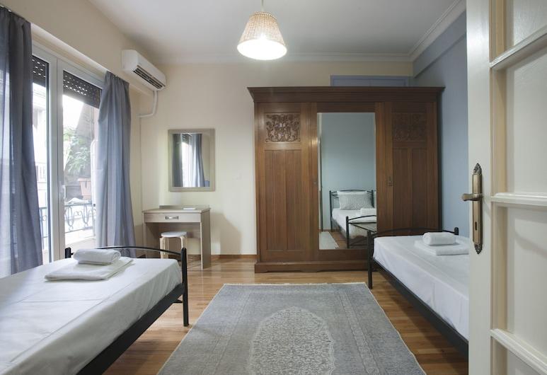 Three Bedroom Apartment at Athens, Athens, Apartment, 3 Bedrooms, Bilik