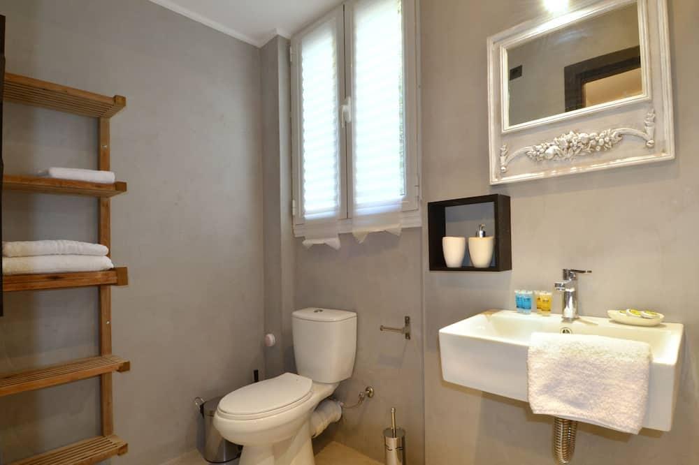 Apartament, 1 sypialnia, balkon - Łazienka