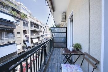 Φωτογραφία του Διαμέρισμα Ποπ Αρτ στο Κουκάκι, Αθήνα