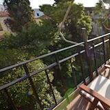 Apartmán, 2 ložnice, balkon - Balkón