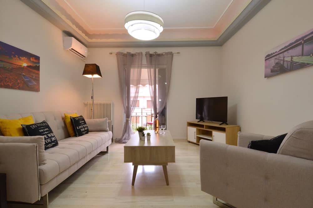 Apartmán, 2 ložnice, balkon - Hlavní fotografie