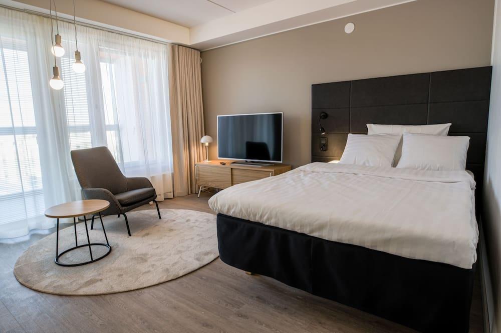 Apartment (Studio) - Living Area
