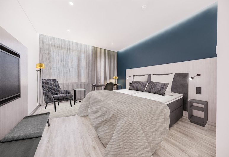 Hotel Matts, Espoo, Standard Double or Twin Room, Guest Room