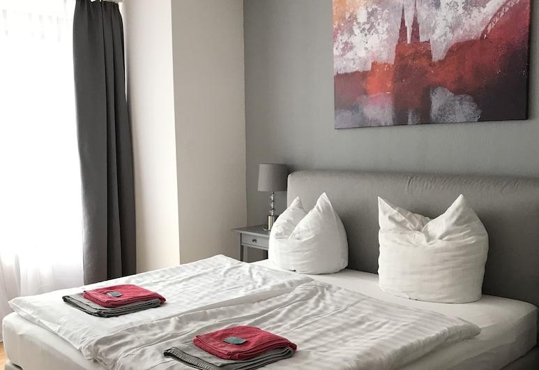 City Apartment am Dom, 科隆, 開放式客房, 客房