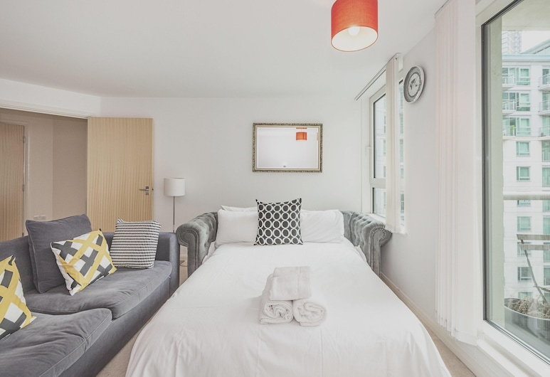 Apartment With 2 Bedrooms in London, With Furnished Balcony and Wifi, London, Külaliskorter, Tuba