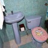 익스클루시브 트리플룸 - 욕실