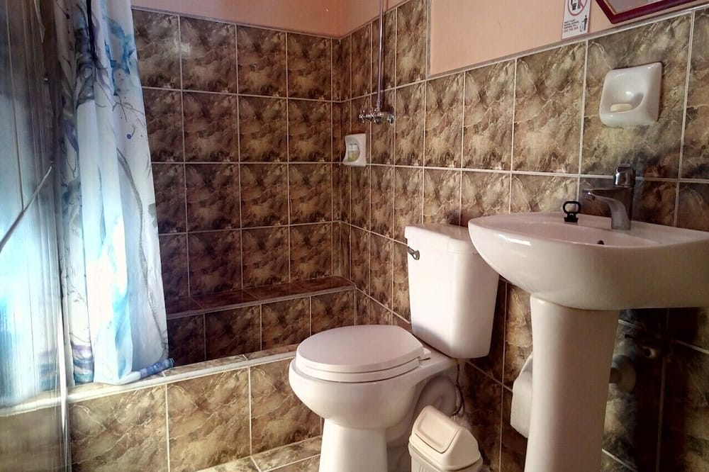 익스클루시브 쿼드룸 - 욕실