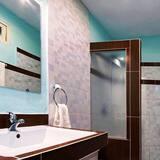 Třílůžkový pokoj typu Comfort - Koupelna