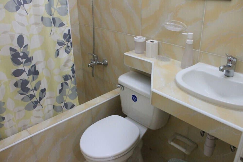디자인 트리플룸 - 욕실