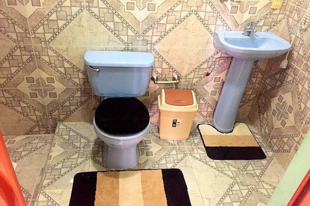Elite-værelse til 3 personer - Badeværelse