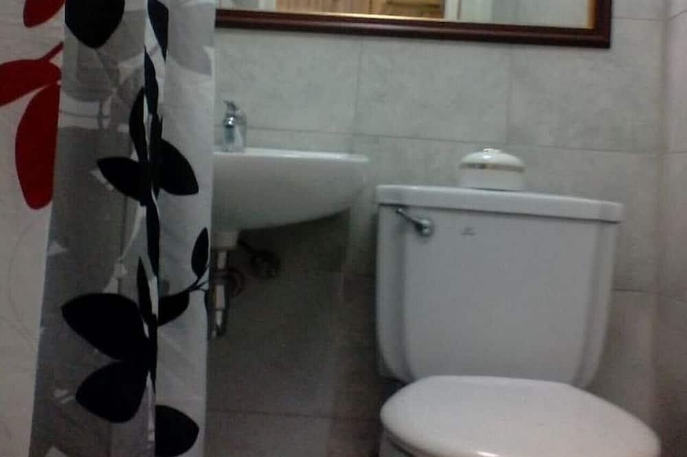 Trojlôžková izba typu Elite - Kúpeľňa