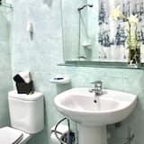 舒適公寓 - 浴室