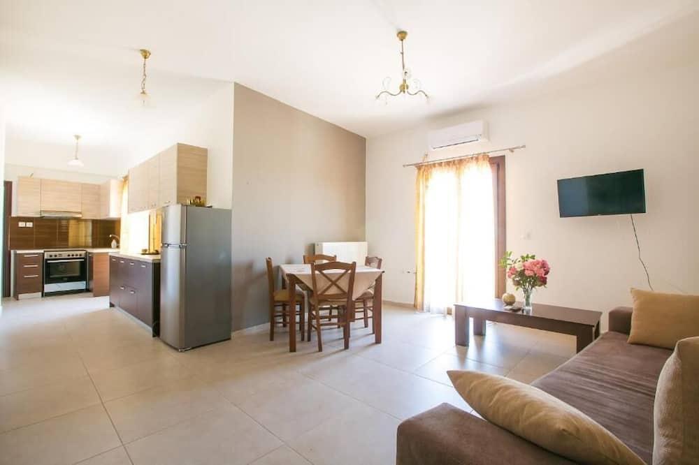 Apartment (Odysseus) - Ruang Tamu
