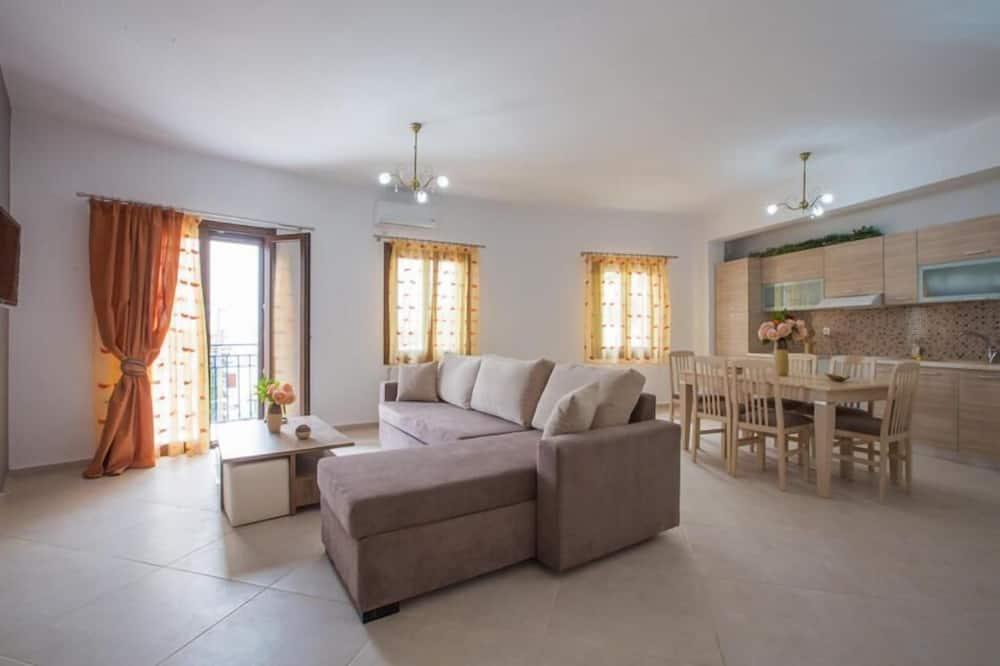 Apartment (Penelope) - Ruang Tamu