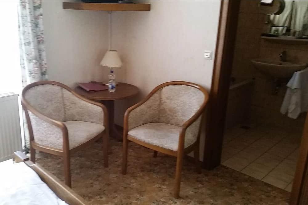 Camera doppia - Area soggiorno