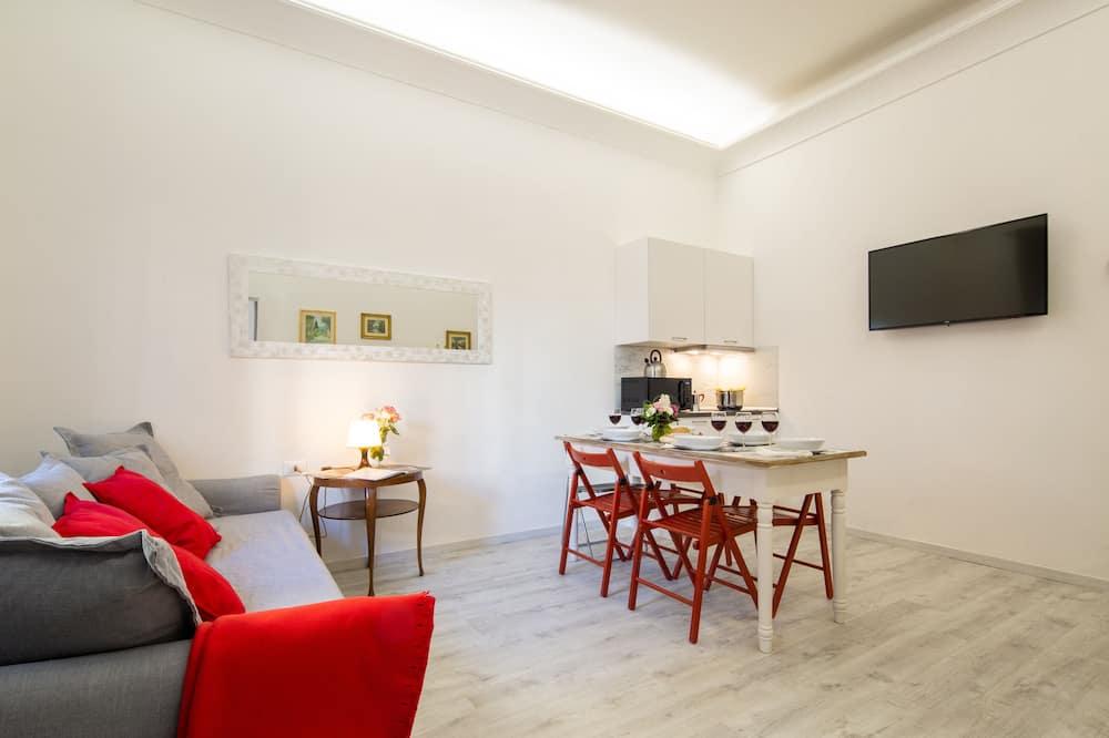 Apartmán typu Comfort, 2 spálne - Obývačka