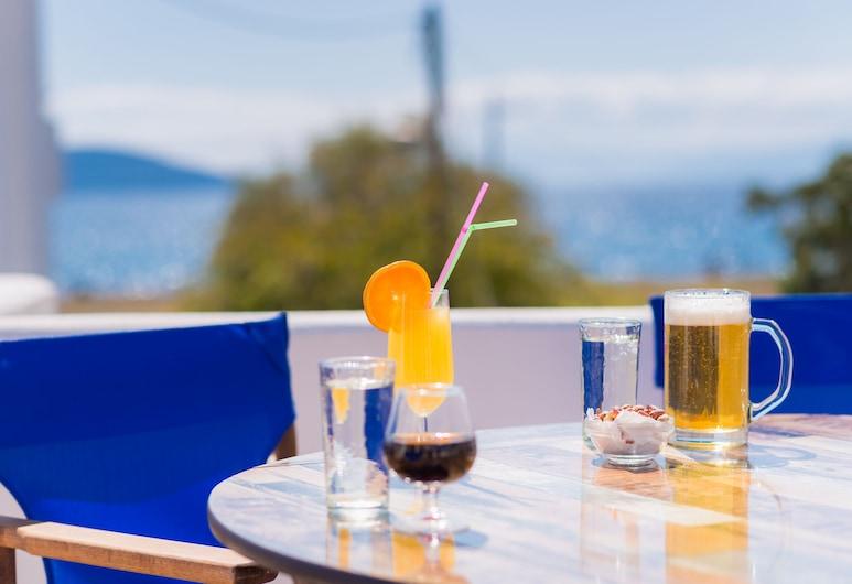 G & K Hotel Fiore Di Candia, Nafplio, Bar ved poolen