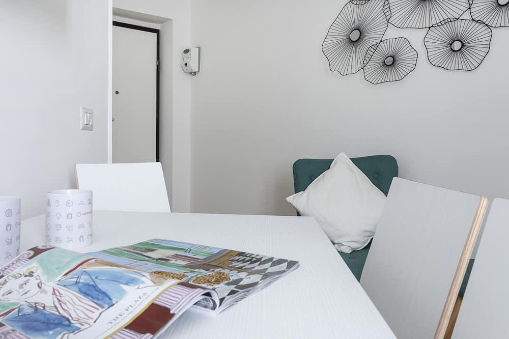 Apartamentai, 1 miegamasis - Kambarys