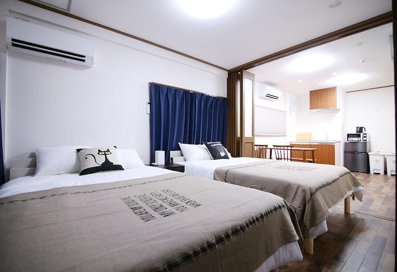 Kino Asakusa House, Tokyo, Apartment (KINOA2), Room
