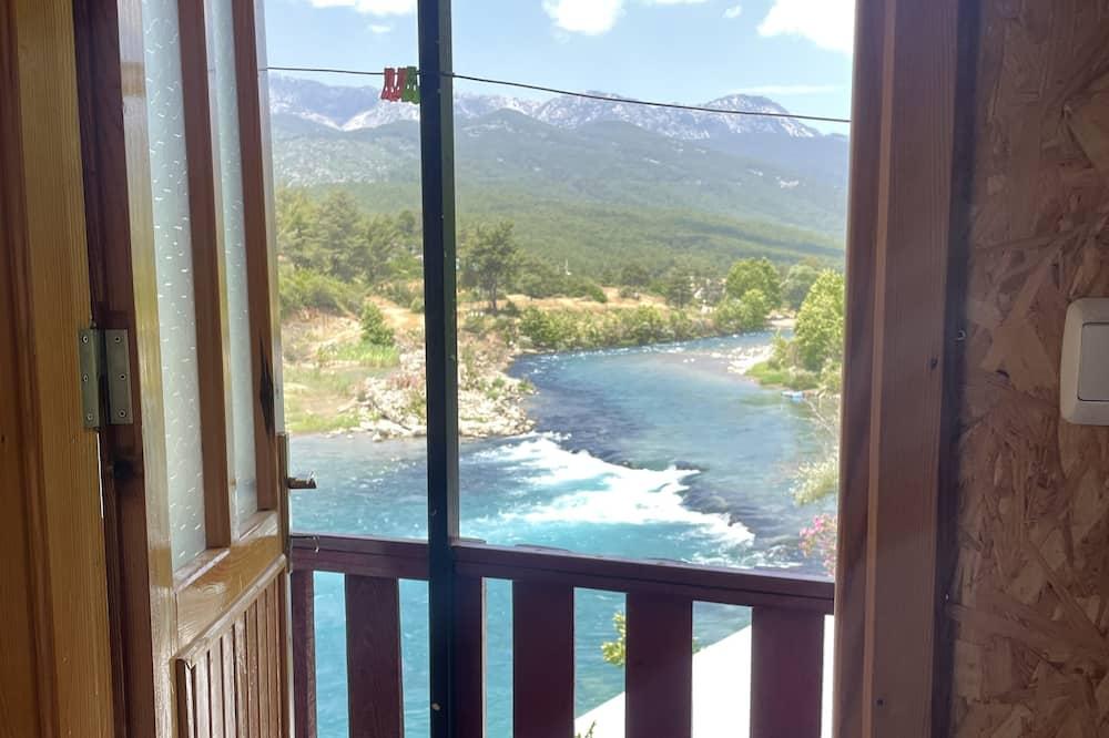 Familien-Dreibettzimmer - Balkon