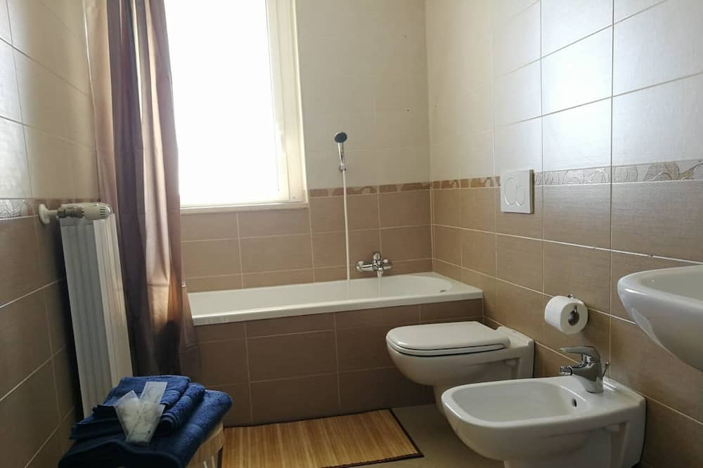 Habitación Deluxe con 1 cama doble o 2 individuales - Cuarto de baño