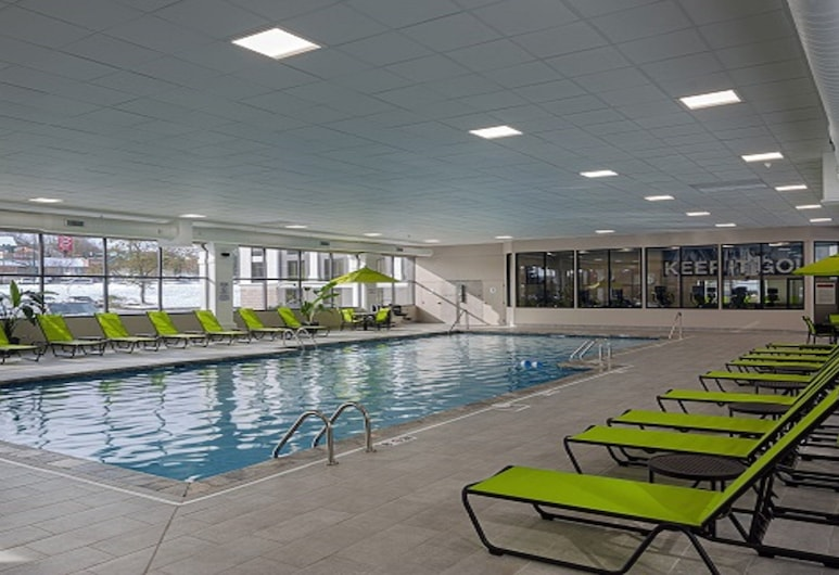 Candlewood Suites Cleveland South - Independence, Independence, Indoor Pool