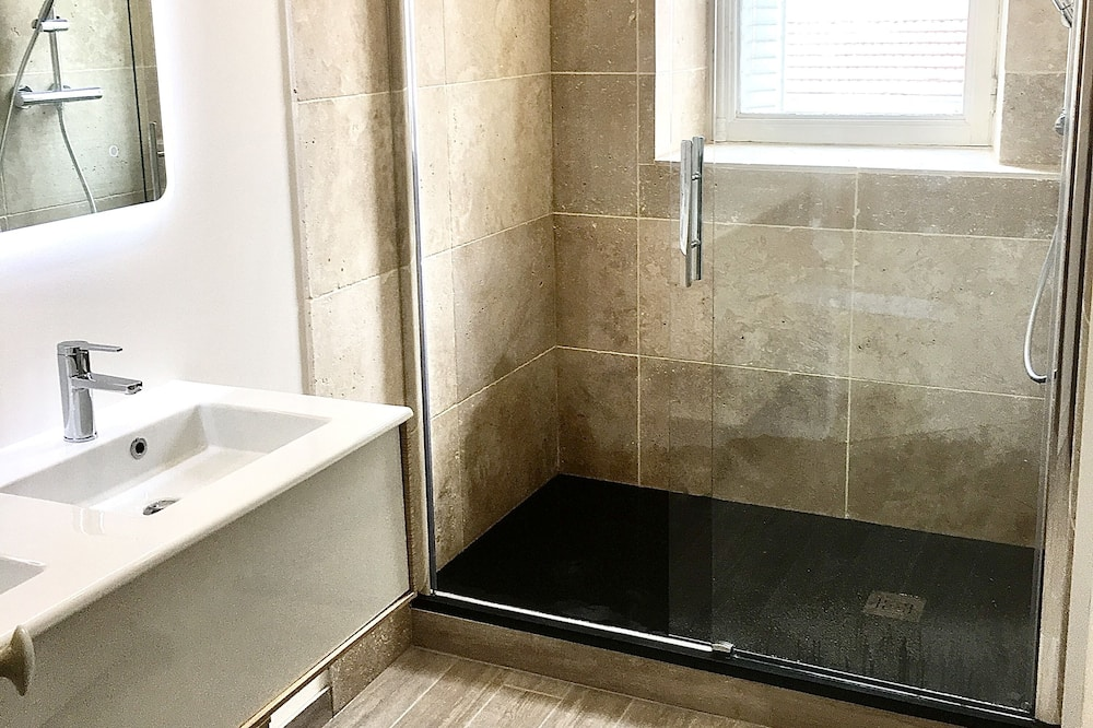 Deluxe Apartment, City View (Appartement Luxe ****) - Bathroom