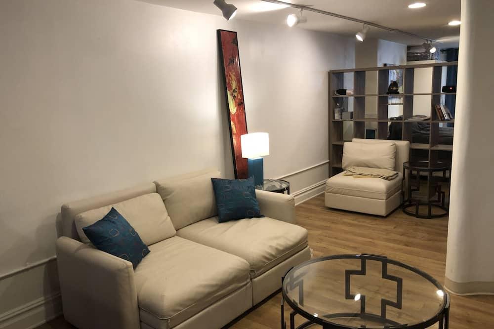Stúdió lakosztály - Nappali rész