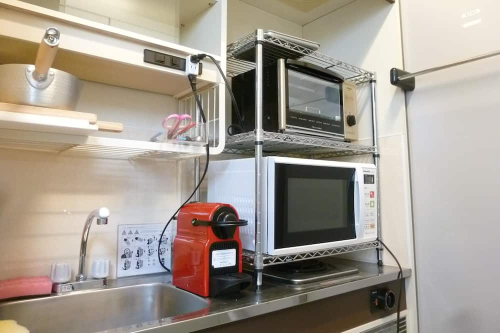 Apartemen (A) - Dapur bersama