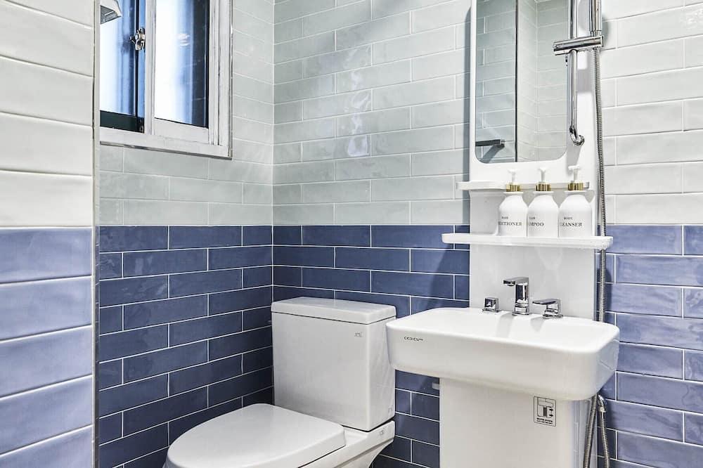 Pokoj Exclusive s dvojlůžkem - Koupelna