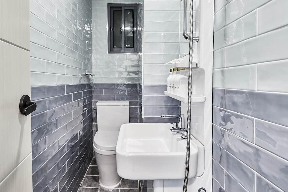 Prezidentský pokoj s dvojlůžkem - Koupelna