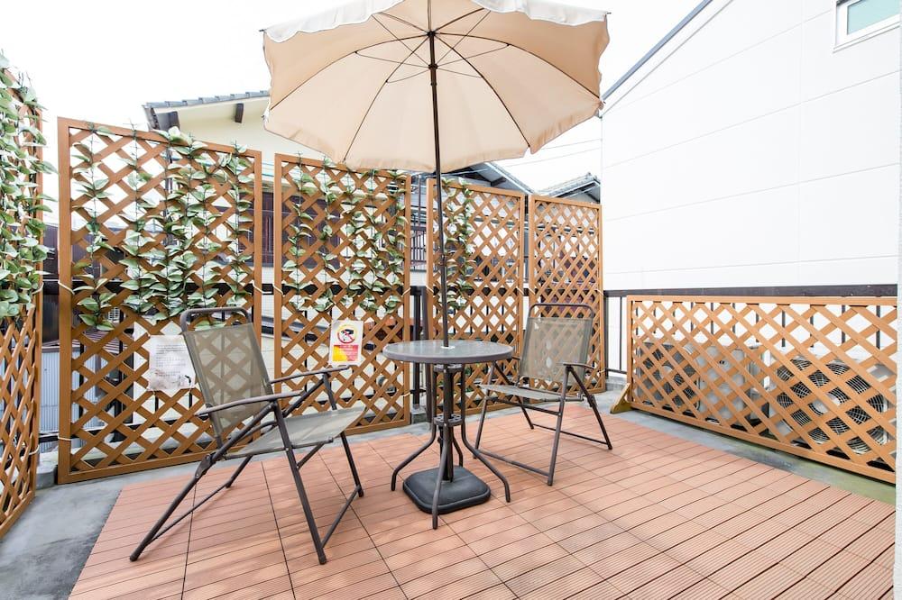City-lejlighed (1) - Terrasse/patio