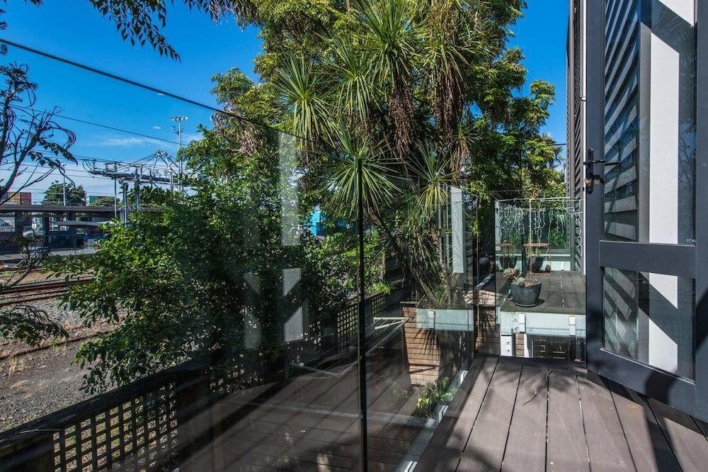Byhus - Terrasse/veranda
