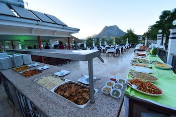 Hình ảnh Adrasan Beach Club Hotel tại Kumluca