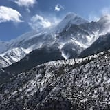 Bjergudsigt