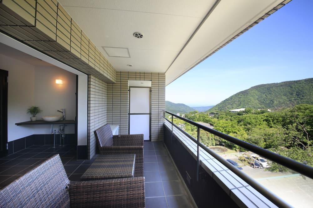 Kahden hengen huone (with Private Open Air Bath) - Vierashuone