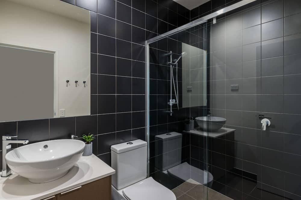 Executive-Apartment - Badezimmer