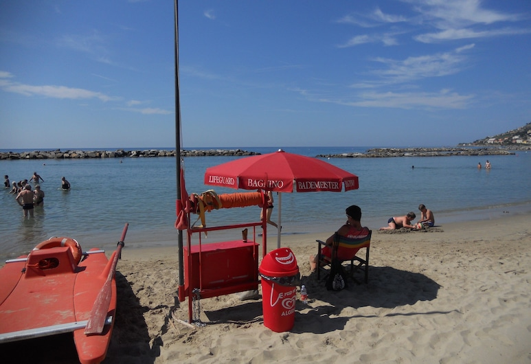 Holiday Apartment Named Solaria 3 A Sanremo, San Remo, Playa