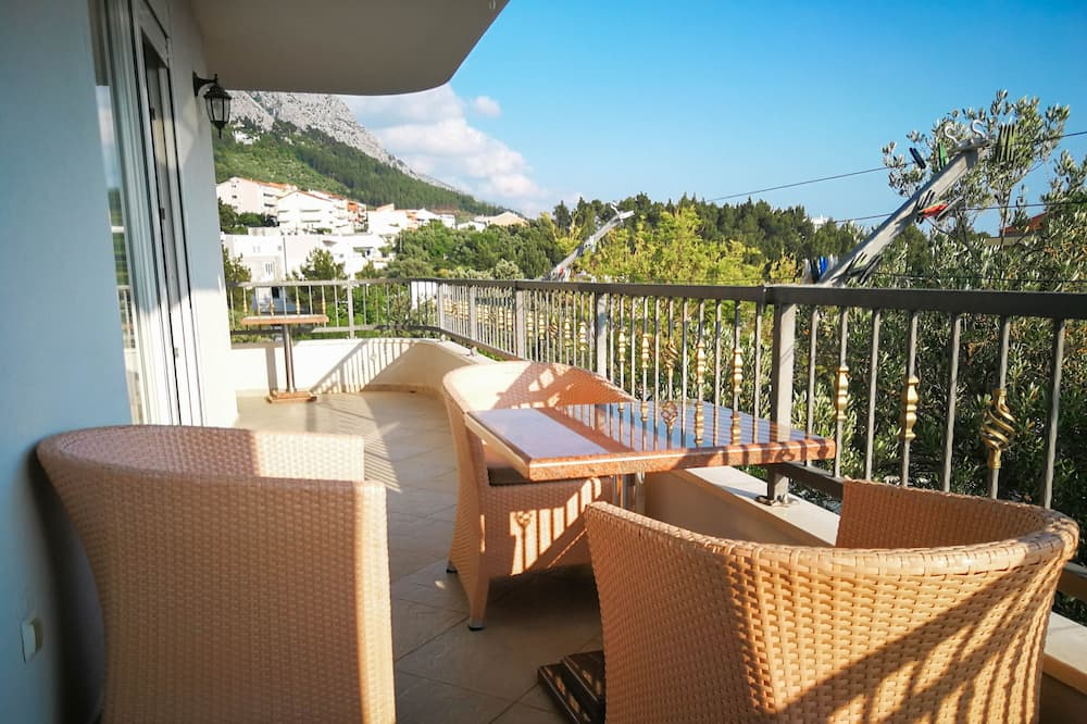 Apartment, 1 Bedroom (1) - Balcony