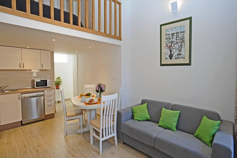 開放式客房 (Comfort Studio Apartment) - 客房內用餐