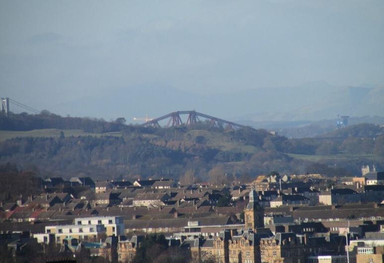 Best View in City Centre, Edinburgh, Stúdió, Kilátás a városra