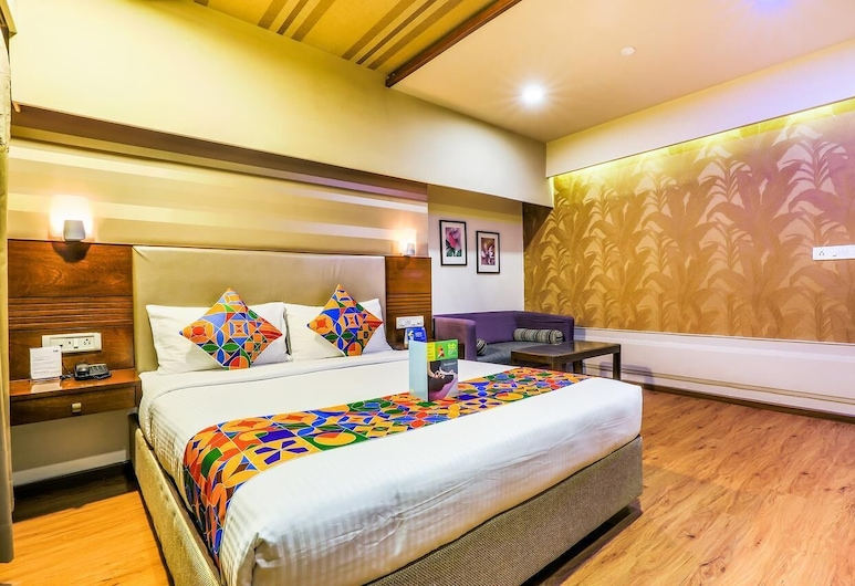 FabHotel Berry's, Bengaluru, Pokoj typu Deluxe, Pokoj