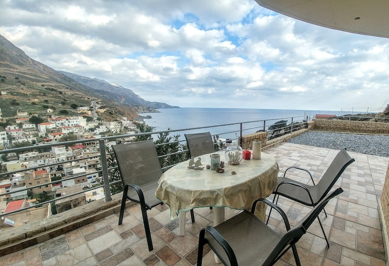 Sunny Cozy Home AMAZING SEA VIEW, Archanes-Asterousia