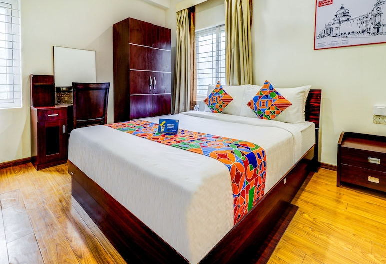 FabHotel Stylotel By Jagadish HSR, Bengaluru, Suite, Guest Room View