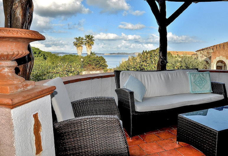 Baia Sardinia - Villa Rose With 3 Rooms 500 Meters From the sea - Independent 10, Arzachena