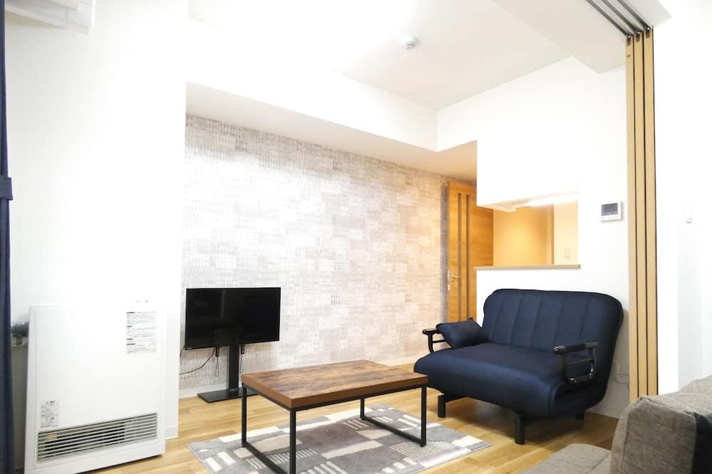 Studio - Salle de séjour
